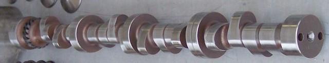 Nockenwelle aus einem 8-Zylinder-Motor
